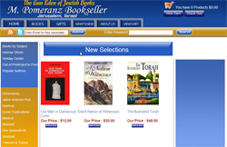 Online Shopping Cart for bookstore